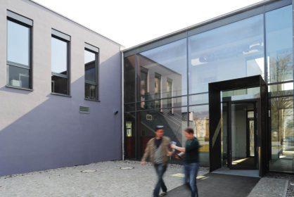 oeldenberger mensa tiengen urban multi-story building