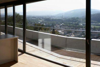 oeldenberger tiengen hillside urban multi-story building
