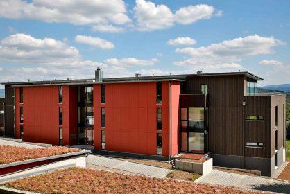 oeldenberger tiengen urban multi-story building