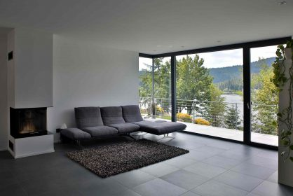oeldenberger schluchsee family home landscape planning